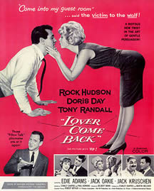 Movie: Lover come back