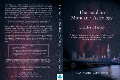 Charles Harvey, The Soul in the Mundane Astrology