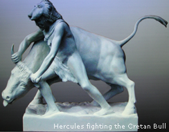 heracles sculpture