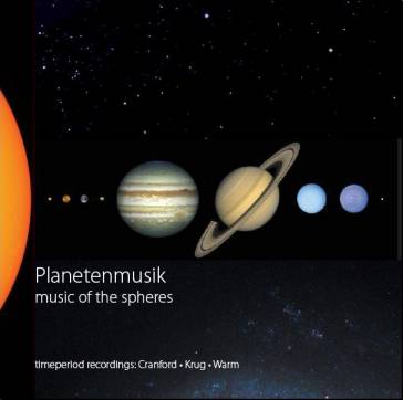 "CD ""CD Music of the Spheres"" - Astrodienst"