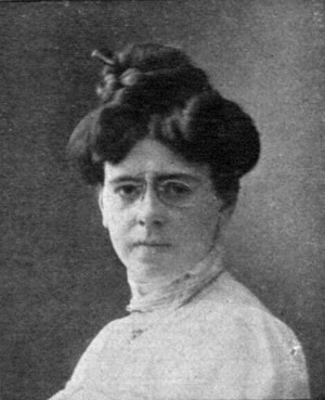 Elsbeth Ebertin around 1909
