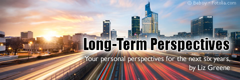 Long-Term Perspectives by Liz Greene