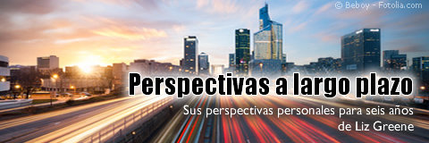 Perspectivas a largo plazo de Liz Greene
