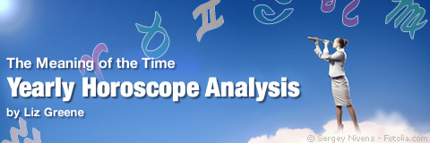 Yearly Horoscope Analysis, by Liz Greene
