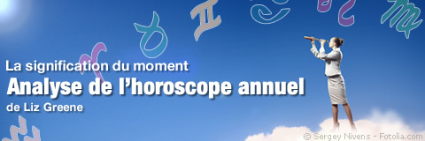 Analyse de l'horoscope annuel de Liz Greene