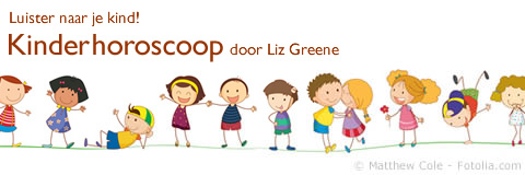 Kinderhoroscoop, door Liz Greene