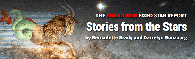 Image: Stories from the Stars, Banner and Link