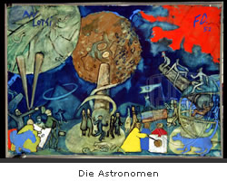 The Astronomers, by Friedrich Dürrenmatt