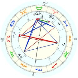 Accident: Collision 8818 - natal chart (Placidus)