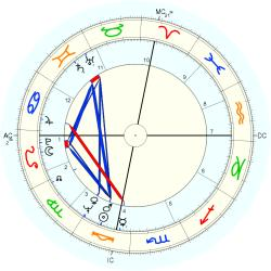 Flight Attendant 9223 - natal chart (Placidus)