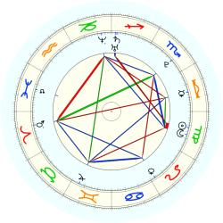 Missing Child 45972 - natal chart (noon, no houses)