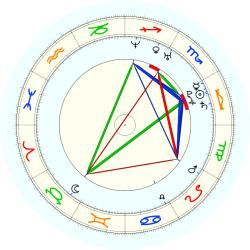 Missing Child 45981 - natal chart (noon, no houses)