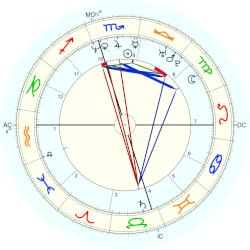 Adam Goldberg - natal chart (Placidus)