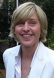 Ellen Degeneres photo: Alan Light, license cc-by-2.0 - 180px-EllenDeGeneres
