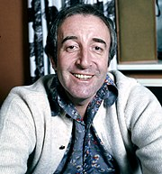 Peter Sellers photo: Allan Warren, license gfdl - 180px-Peter_Sellers_Allan_Warren