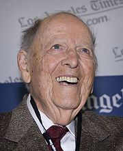 Herman Wouk photo: Mark Coggins from San Francisco, license cc-by-2.0 - 180px-HWouk