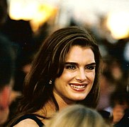 Brooke Shields photo: Georges Biard, license cc-by-sa-3.0 - 182px-Brooke_Shields_Cannes