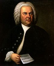 Portrait of Johann Sebastian Bach (click to view image source)