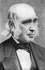 Portrait of Amos Bronson Alcott (click to view image source)