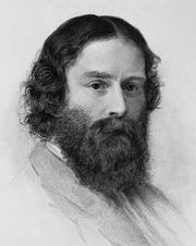 Portrait of James Russell Lowell (click to view image source)
