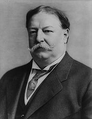 Portrait of William Howard Taft (click to view image source)