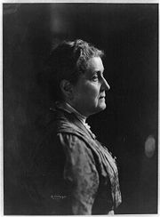 Portrait of Jane Addams (click to view image source)