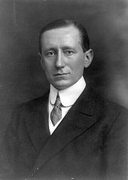Portrait of Guglielmo Marconi (click to view image source)