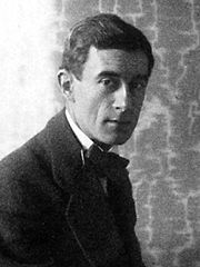 Portrait of Maurice Ravel (click to view image source)