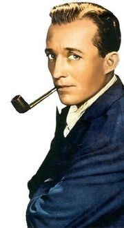 Portrait of Bing Crosby (click to view image source)