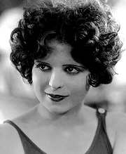 Portrait of Clara Bow (click to view image source)