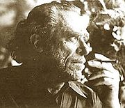Portrait of Charles Bukowski  (click to view image source)