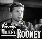 Portrait of Mickey Rooney (click to view image source)