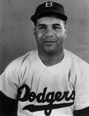 Portrait of Roy Campanella (click to view image source)