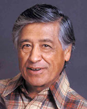 Portrait of César Chávez (click to view image source)