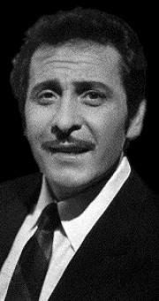 Portrait of Domenico Modugno  (click to view image source)