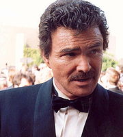 Portrait of Burt Reynolds (click to view image source)