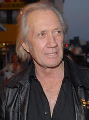 Portrait of David Carradine (click to view image source)
