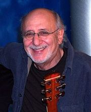 Portrait of Peter Yarrow (click to view image source)