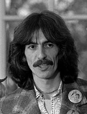 Portrait of George Harrison (click to view image source)