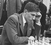 Portrait of Bobby Fischer (click to view image source)