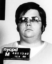 Portrait of Mark David Chapman  (click to view image source)