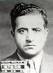 Portrait of Albert Anastasia  (click to view image source)
