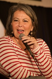 Portrait of Roseanne Barr (click to view image source)
