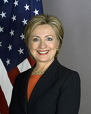 Portrait of Hillary Rodham Clinton (click to view image source)