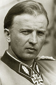 Portrait of Hermann Fegelein (click to view image source)