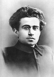 Portrait of Antonio Gramsci (click to view image source)