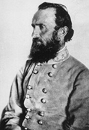 Portrait of Stonewall Jackson (click to view image source)