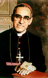 Portrait of Oscar Romero  (click to view image source)