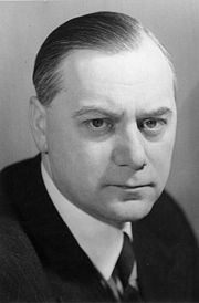 Portrait of Alfred Rosenberg (click to view image source)