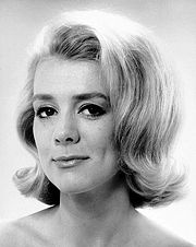 Portrait of Inger Stevens (click to view image source)